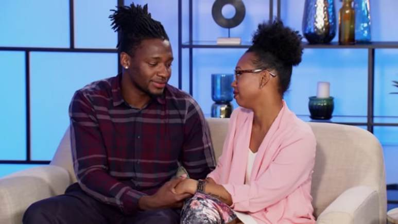Jephte Pierre and Shawniece Jackson from Married at First Sight