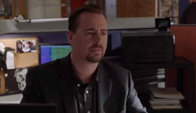 Sean Murray as McGee on Season 16 Episode 6 of NCIS
