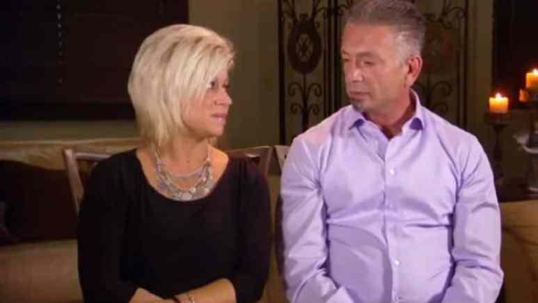 Theresa and Larry Caputo on Long Island Medium