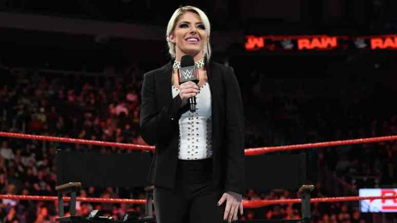 WWE news: Alexa Bliss is back training, updates fans on her eventual WWE return
