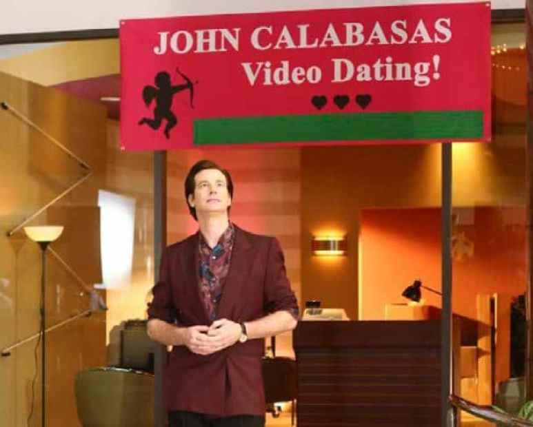 John Calabasas in his debut appearance. Pic credit: ABC