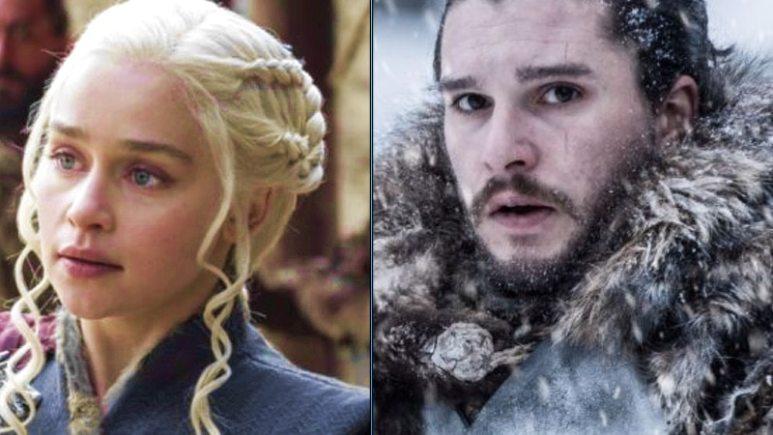 Game of Thrones final season.