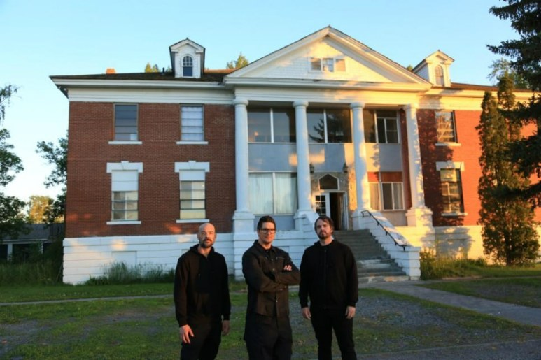Zak Bagans and the Ghost Adventures crew head to Idaho to explore an old reform school. Pic credit: Travel