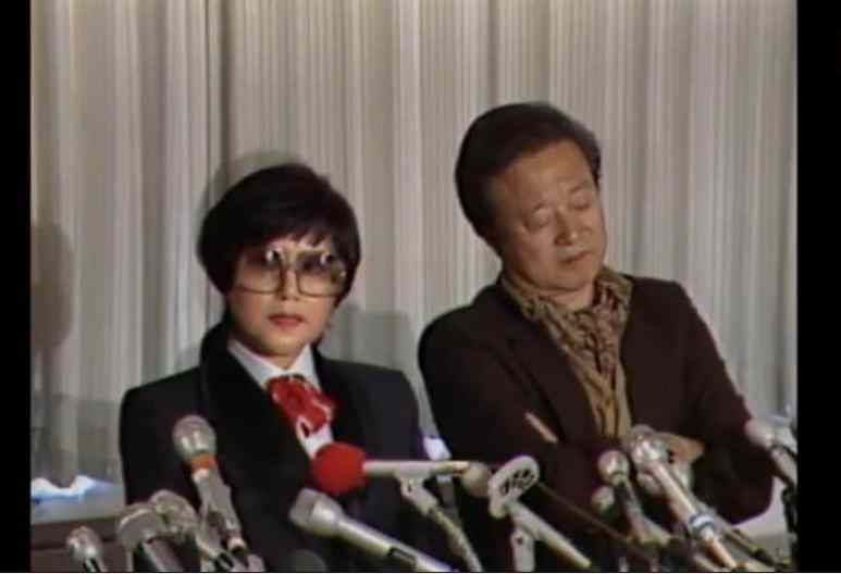 Shin Sang-ok (R) and Choi Eun-hee (L) were imprisoned, then made to serve North Korea's Kim Jong-il at his cinematic whims. Pic credit: Nat Geo