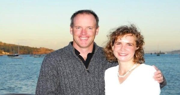 Stephanie and Dale