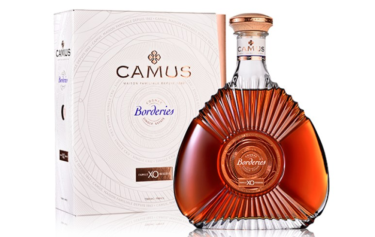 Camus is a classic smooth cognac, in a stunner bottle. Pic credit: Camus