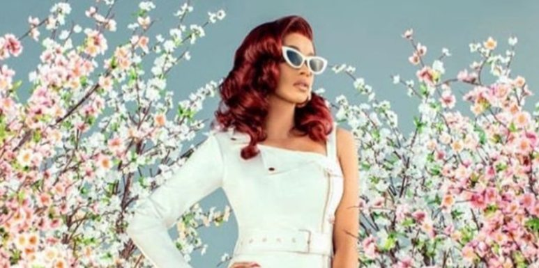 Cardi B announces her collaboration with Fashion Nova. Pic credit: @iamcardib/Instagram
