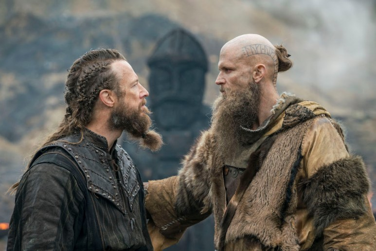 Floki and Eyvind - Vikings Season 5B