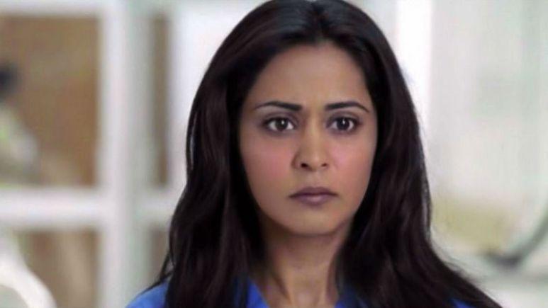 Parminder Nagra during her stint on ER