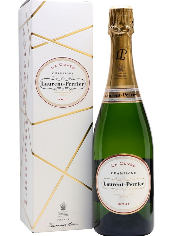 A classic champagne, great to give and reasonable considering how highly rated it it. Pic credit: Laurent Perrier
