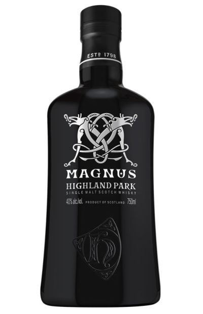 Magnus is a richer darker malt, akin to Dark Origins. Pic credit: Highland Park