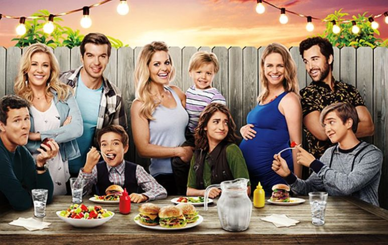Fuller House is back December 14th, a great season according to Di Pace! Pic credit: Netflix