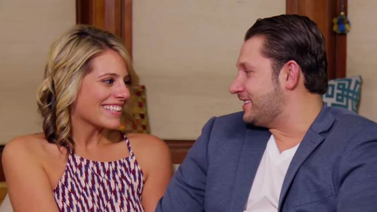 Ashley Petta and Anthony D'Amico on Married at First Sight