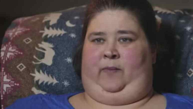 Angel Parrish on My 600-lb Life