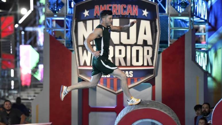 Oliver Edelmann: Team Europe on American Ninja Warrior