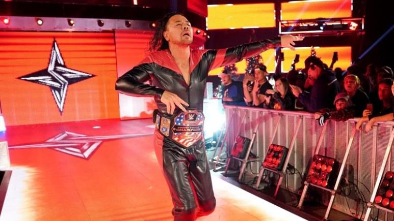 Shinsuke Nakamura on being underrated