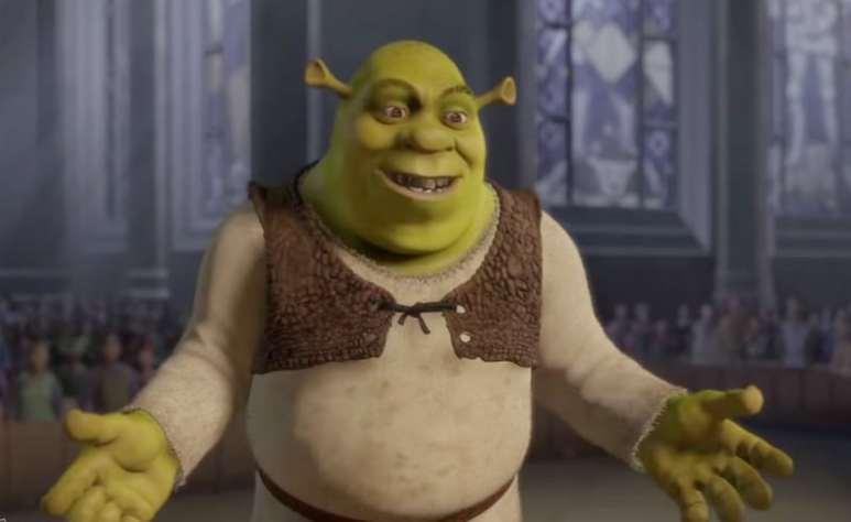 Shrek the movie