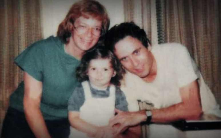 Ted Bundy with Carole Anne Boone and Rose Bundy