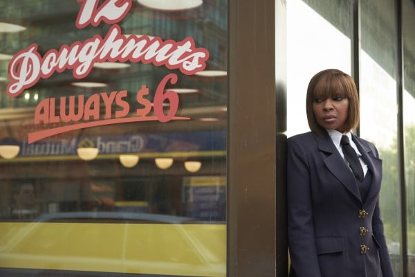 Mary J. Blige in The Umbrella Academy.