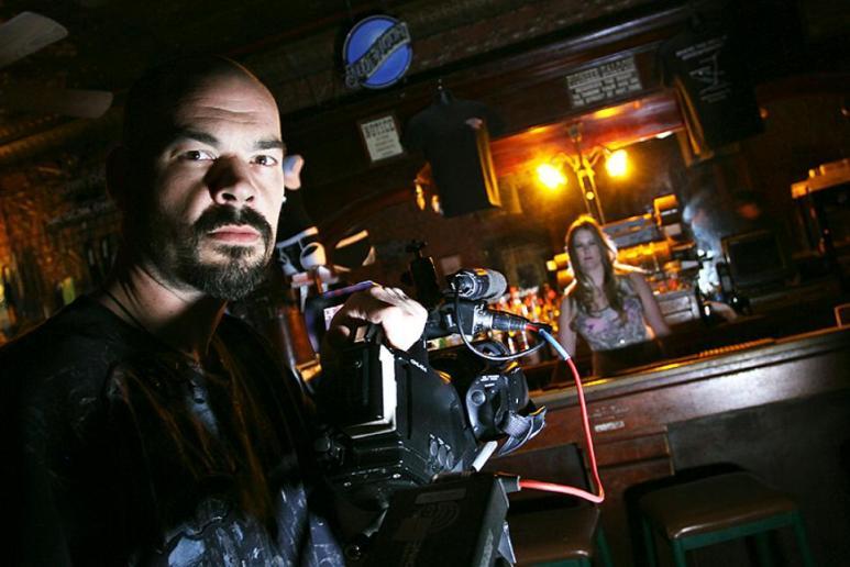 Aaron Goodwin of Ghost Adventures