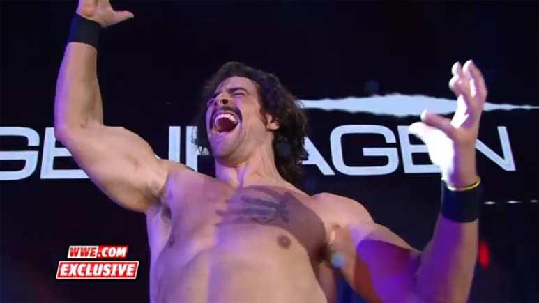 Who is Eric Bugenhagen in WWE NXT