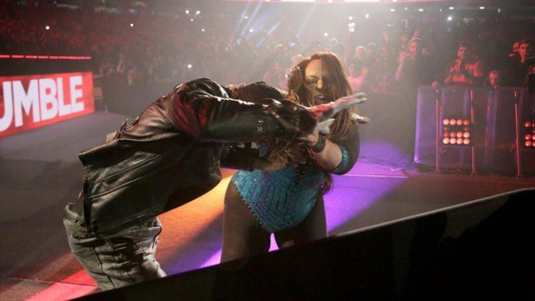 Nia Jax attacks R-Truth