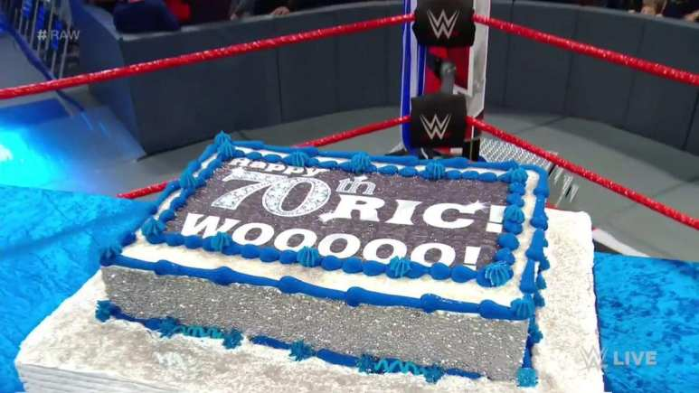 WWE Monday Night Raw: What happened at Ric Flair's 70th birthday party?
