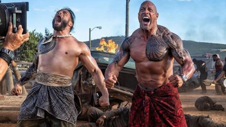 Roman Reigns wasn't The Rock's first pick to play his brother in Hobbs & Shaw movie
