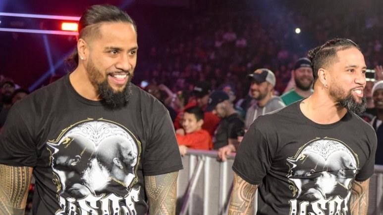 WWE Superstar Jimmy Uso arrested in Detroit
