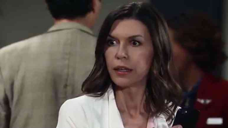 Finola Hughes will reprise the role of Alex Marick on General Hospital