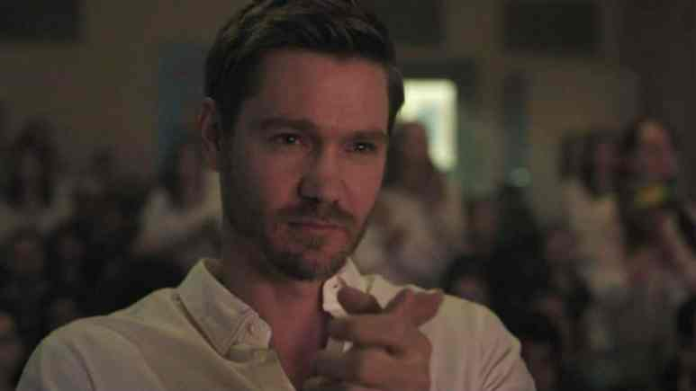 Chad Michael Murray as Edgar Evernever on Riverdale