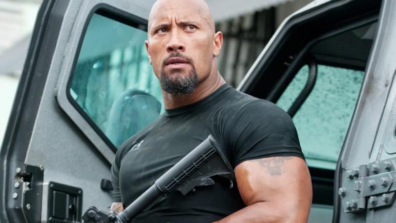Dwayne 'The Rock' Johnson net worth