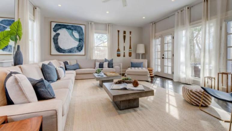 Frankel's other living room