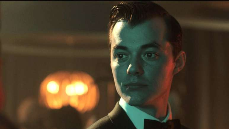 Jack Bannon is Pennyworth, Alfred in his prime in '60's London. Pic credit: EPIX