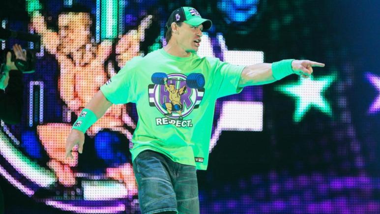 John Cena will have a match at WrestleMania 35