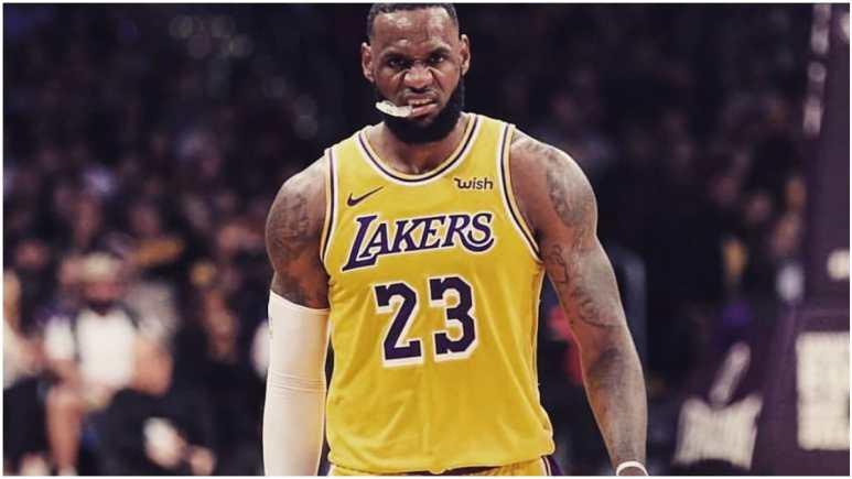 LeBron James status for end of NBA season revealed