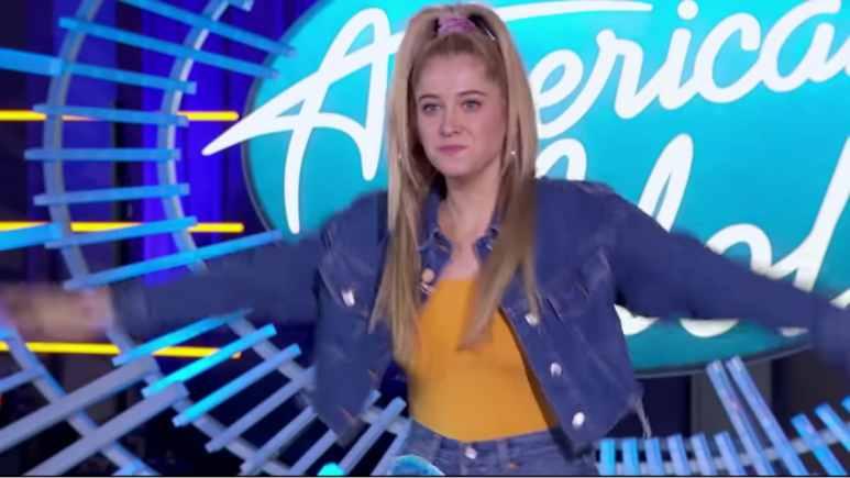 Margie Mays' American Idol audition