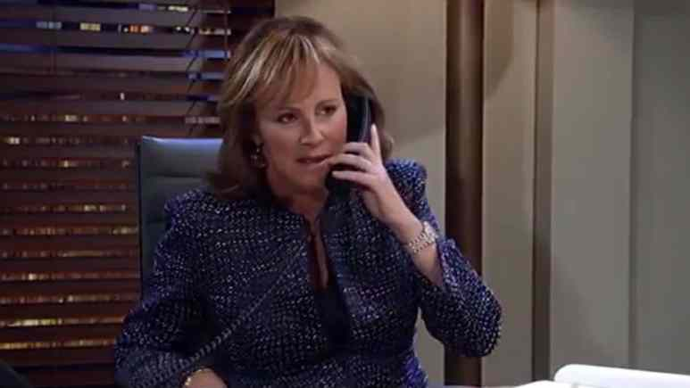 Hillary B. Smith as Nora Buchanan on General Hospital