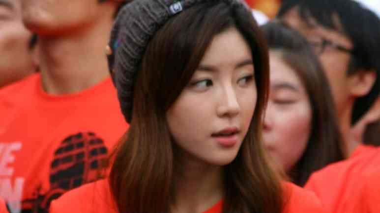Park Han Byul at Nike We Run – Featured