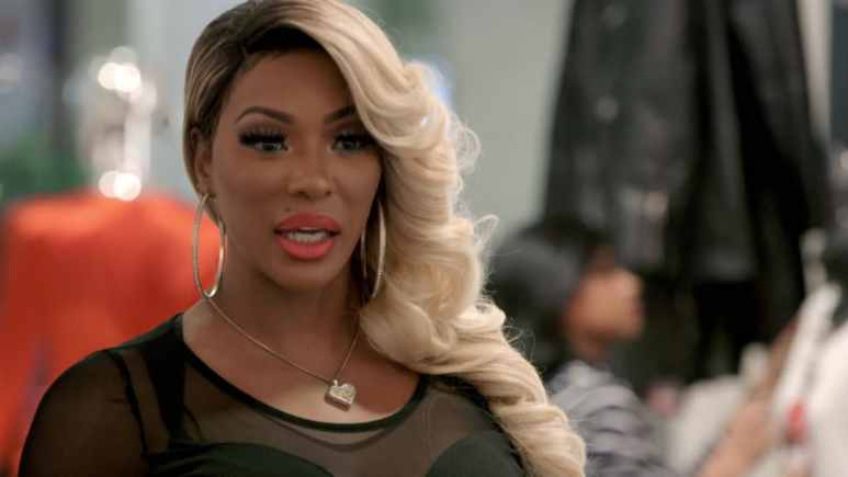 Pooh Hicks on Love & Hip Hop: Atlanta