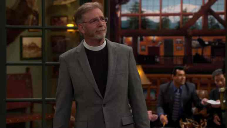 Bill Engvall as Reverend Paul on Last Man Standing on FOX.