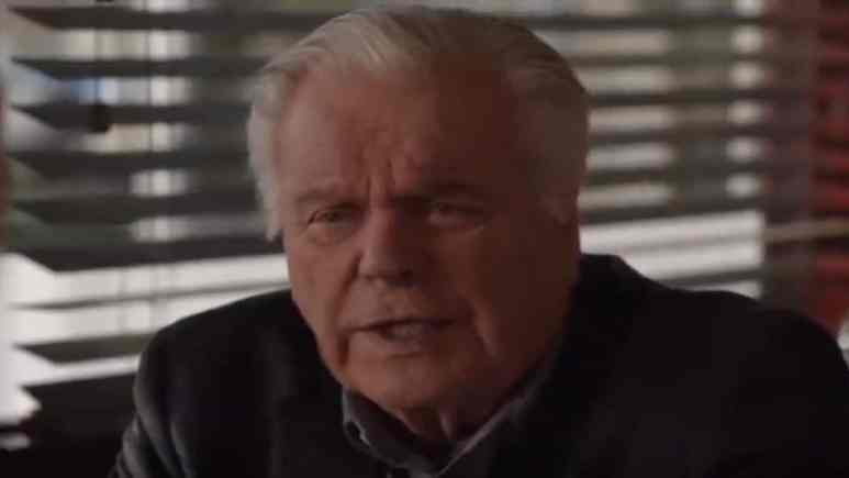 Robert Wagner as Anthony DiNozzo, Sr. on NCIS cast