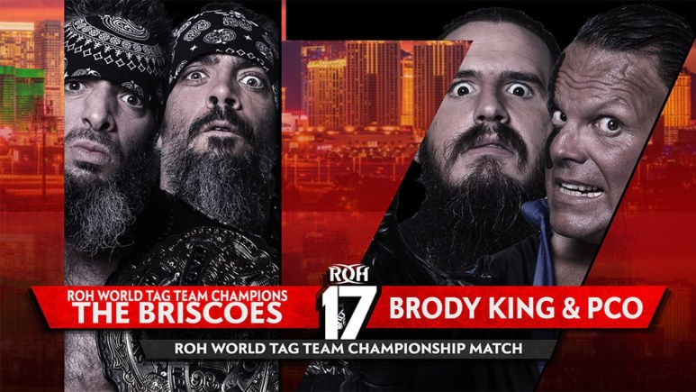 Exclusive Ring of Honor Interview: PCO