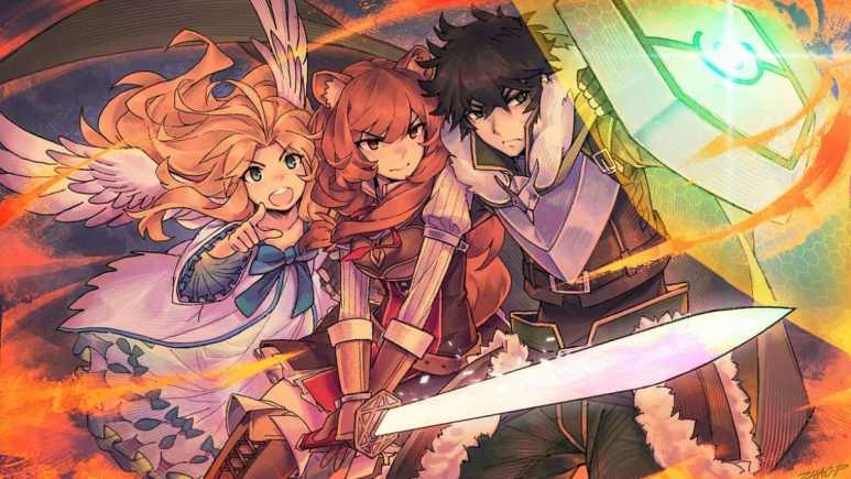 The Rising Of The Shield Hero imagery