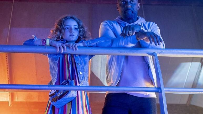 Idris Elba as Charlier; Frankie Hervey as Gabrielle
