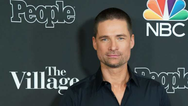 The Village Screening - People Magazine - at The Grove, Los Angeles – Pictured: Warren Christie