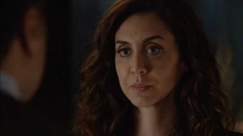 Mozhan Marno on The Blacklist