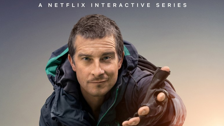 You Vs Wild: Trailer hits for new Netflix interactive series with Bear Grylls