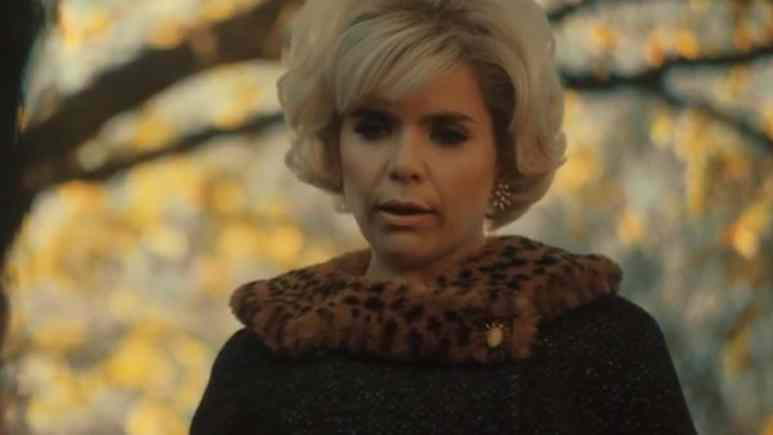 Based on the first episode viewed, Paloma Faith is the sidewinder in the cast. Pic credit: EPIX