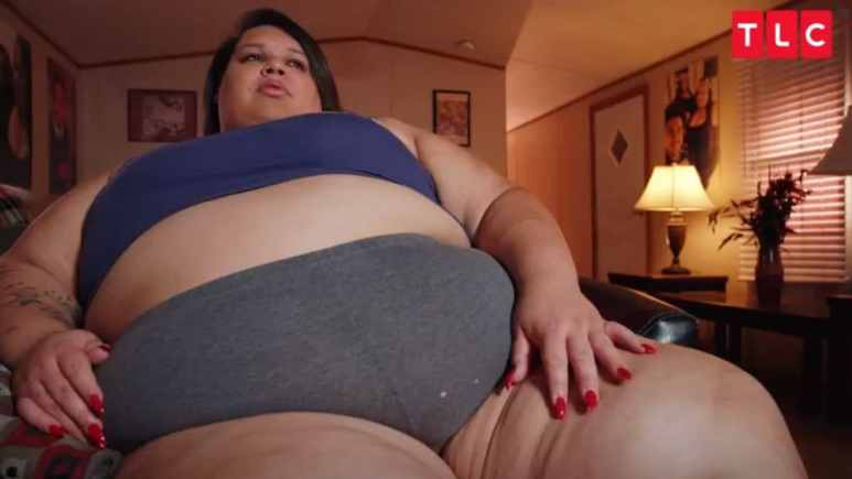 Changes are in store for Destinee, whose weight is threatening her life. Pic credit: TLC